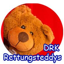 Rettungsteddys des DRK